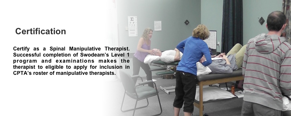 Manual Therapy Certification